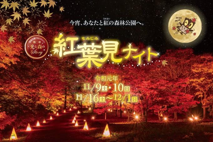 2019.11.16-12.1紅葉見ナイト