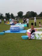 親子ふれあいプール祭り 8月2日