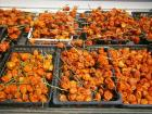 末広の野菜直売所 「鬼灯」 8月16日まで。