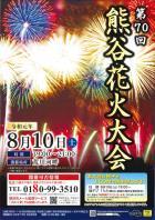 2019.8.10第70回熊谷花火大会