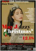 2021.12.18 May J.azzy Christmas Live in KUMAGAYA